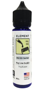Liquido Element - Serie Dripper - Key Lime Cookie