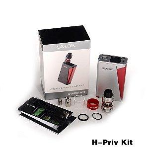 Kit Smok - Mod H-Priv 220W TC c/ Atomizador Micro TFV4