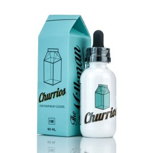 Liquido The Milkman |Churrios e-Liquids