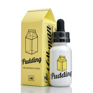 Liquido The Milkman |Pudding e-Liquids