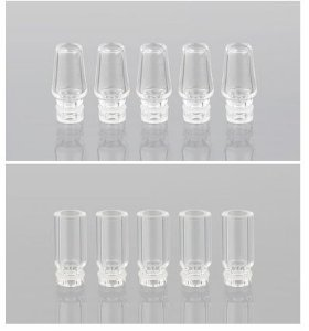 Drip Tip 510 de Vidro |Glass Drip Tip|Preço unitario