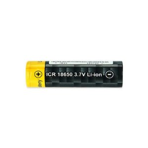 Pilha 18650 ICR Li-Ion 18650 3.7V 2500mAh High Drain 20/40A Flat Top - Aspire