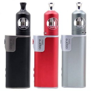 Kit Zelos 50w - 2500 mAh - Aspire