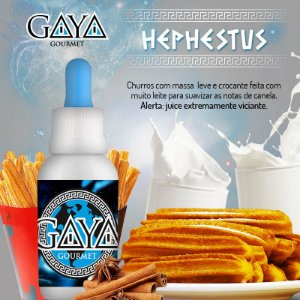 Liquido GAYA Gourmet Hephestus (Churros)