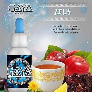 Liquido GAYA Gourmet Zeus (Chá Branco   Limão   Ameixa)