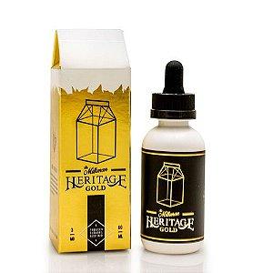 Liquido The Milkman / Heritage|Gold e-Liquids