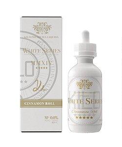 Líquido KILO - White Séries - Cinnamon Roll