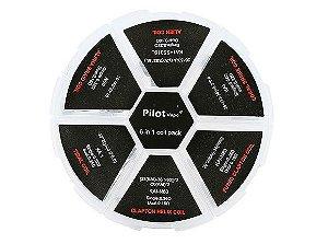 Kit PilotVape 6 in 1|24 pç|- PilotVape