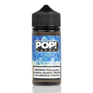 Líquido Blueberry Lemonade - POP! Vapors Ice