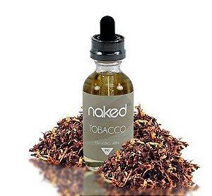 Líquido Cuban Blend - Tobacco - Naked 100