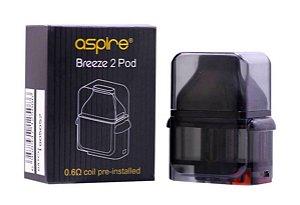Pod (Cartucho) p/ Reposição - Breeze 2 - Aspire™