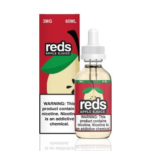 Líquido 7 DAZE - Reds Apple Ejuice - Apple