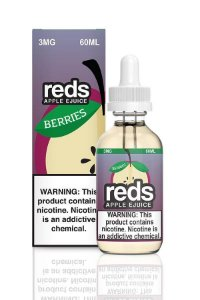 Líquido 7 DAZE - Reds Apple Ejuice - Berries
