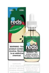 Líquido 7 DAZE - Reds Apple Ejuice - Watermelon ICE