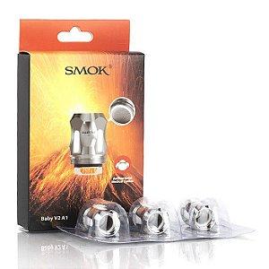 Bobina p/ Reposição Baby V2 A1 / A2 / A3 - Atomizador V9 / MAG GRIP - Smok