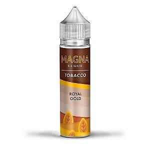 Líquido Royal Gold (Tobacco) | Magna
