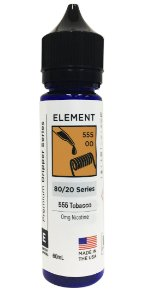 Liquido Element - Serie Dripper - 555 Tobacco
