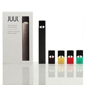 Kit POD System JUUL - c/ 4 Pods (Original) - JUUL