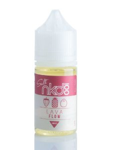 Líquido Lava Flow - Naked NKD 100 - Salt Premium