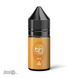 Líquido BrLiquid - Classic - RY4 (Tabaco suave com caramelo)