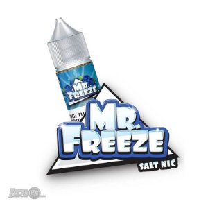 Líquido Mr Freeze SaltNic - Blue Raspberry - Mr Freeze