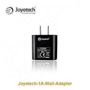 Adaptador de Parede A/C Bivold 1A (1000mAh) + cabo USB - Joyetech