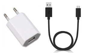 Adaptador + Cabo 2.0 USB - 110/220v