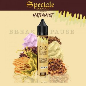 Líquido Break Pause - Speciale Tobacco - Matiamist