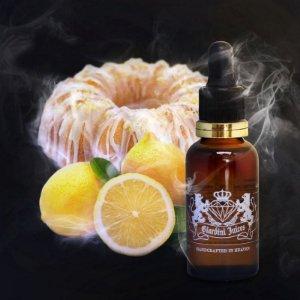 Líquido Glazed Lemon - Giardini Juices