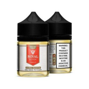 Líquido Ultra Smooth - Tobacco - Royal Seven