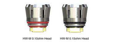 Bobina Coil (Resistência) Atomizador Ello / iJust 3 - HW-N / HW-M - Eleaf™