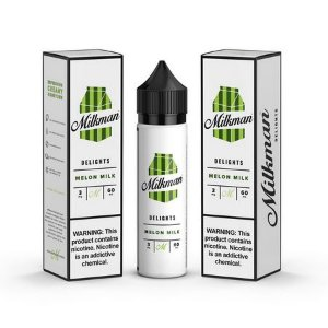 Líquido Melon Milk - Delights - The MilkMan eLiquid
