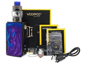 Kit Drag 2 Platinum 177W TC com UFORCE T2 - VOOPOO