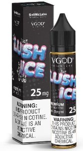 Líquido LushIce - SaltNic / Salt Nicotine - VGOD SaltNic