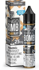 Líquido Mango Bomb - SaltNic / Salt Nicotine - VGOD SaltNic