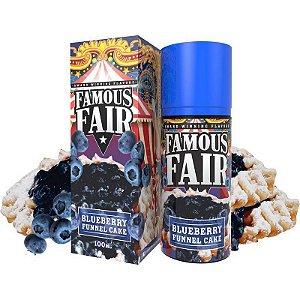 Liquido Blueberry Funnel Cake - Famous Fair
