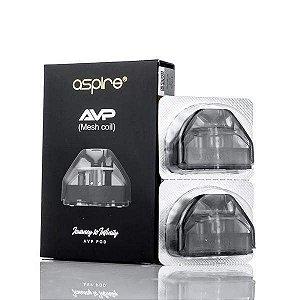 Pod (Cartucho) c/ Bobina p/ AVP | Aspire
