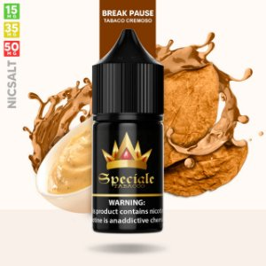 Líquido Break Pause - SaltNic / Salt Nicotine - Matiamist