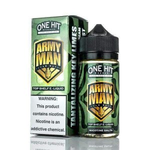 Líquido Army Man SaltNic / Salt Nicotine - One Hit Wonder e-Liquid