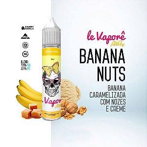 Líquido Banana Nuts - Le Vaporê