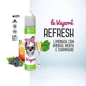 Líquido Refresh - Le Vaporê