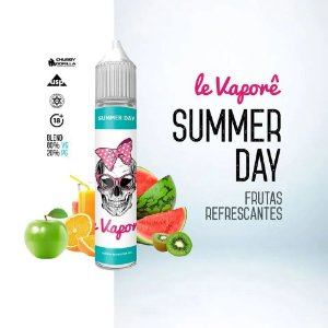 Líquido Summer Day - Le Vaporê