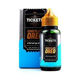 Líquido Chocolate Oreo - Tickets Brew.Co