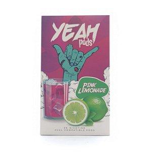 Pod (Cartucho) c/ Líquido Pink Lemonade p/ Yoop & Juul | Yeah