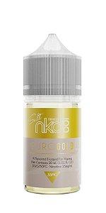 Líquido Euro Gold - SaltNic / Salt Nicotine - Naked Salt 100