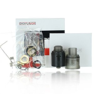 Atomizador Drop SOLO RDA - Digiflavor