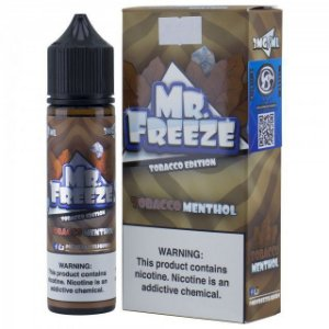 Líquido Tobacco Menthol - Mr. Freeze