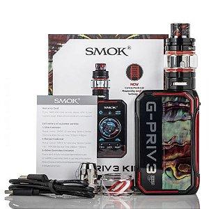 Kit G PRIV 3 230W c/ Atomizador TFV16 Lite - Smok