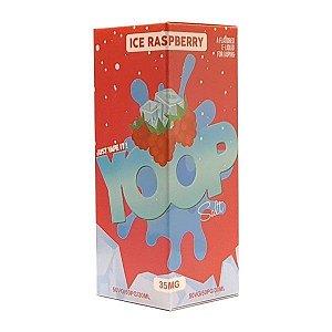 Líquido Ice Raspberry - SaltNic / Salt Nicotine - YOOP