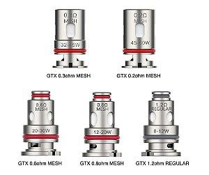 Bobina Coil GTX p/ Pod System TARGET PM80 - Vaporesso
